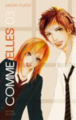 Comme Elles T.3 Manga