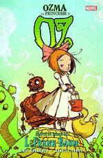 Ozma la princesse d'Oz Comics