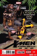 Wolverine And The X-Men # 26
