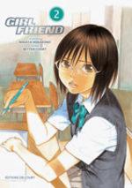 Girl Friend T.2 Manga