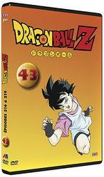 Dragon Ball Z 43 Série TV animée