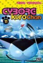 Cyborg Kurochan 11