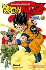 Dragon Ball Z - 1ère partie : Les Saïyens 3 Anime comics