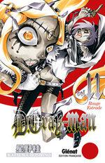 D.Gray-Man  11