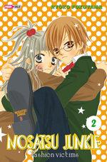 Nosatsu Junkie T.2 Manga