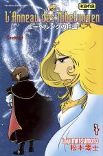 L'Anneau des Nibelungen 7 Manga