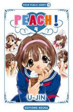 Peach 4 Manga