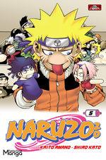 Naruzozo 5 Global manga