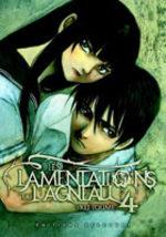 Les Lamentations de L'Agneau 4 Manga