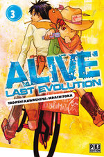 Alive Last Evolution 3