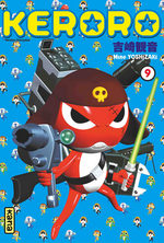 Sergent Keroro 9 Manga