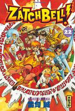 Zatch Bell 22