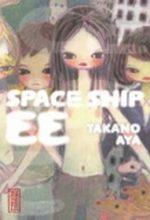 Space Ship EE 1 Manga