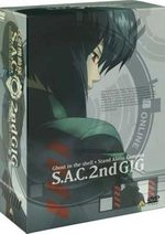 Ghost in the Shell : Stand Alone Complex - Saison 2 1 Série TV animée