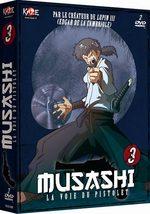 Musashi - La Voie du Pistolet 3 Série TV animée