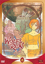 Wolf's Rain 5