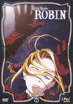 Witch Hunter Robin 1 Série TV animée