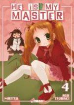 He is My Master 4 Manga