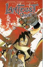 Lanfeust Quest 2 Global manga