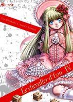 Le Chevalier d'Eon 4 Manga