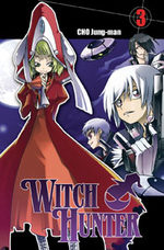 Witch Hunter # 3