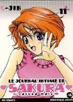 Le Journal Intime de Sakura 11 Manga