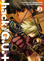 .Hack// G.U. + 3 Manga