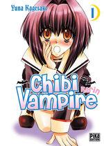 Chibi Vampire - Karin 1
