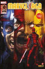 Marvel Saga # 18