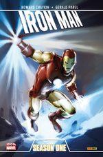 Iron Man - Season one 1 Comics
