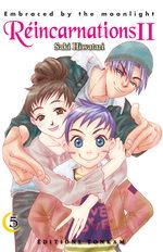 Réincarnations II - Embraced by the Moonlight 5 Manga