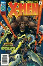 Amazing X-Men # 4
