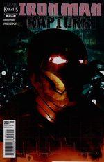 Iron Man - Rapture 3 Comics