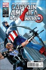 Captain America And Hawkeye 629