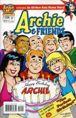 Archie And Friends 109