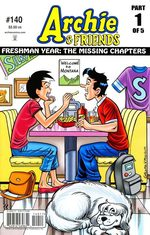Archie And Friends 140
