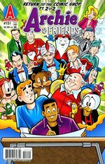 Archie And Friends 151