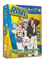 Rave 3 Série TV animée