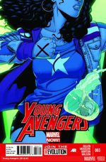 Young Avengers # 3