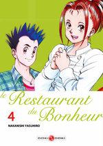 Le Restaurant du Bonheur 4 Manga