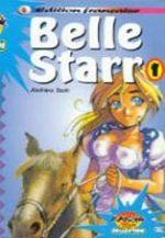 Belle Starr 1 Manga