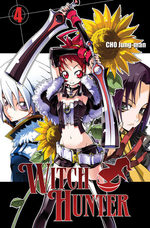 Witch Hunter # 4