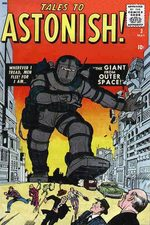 Tales To Astonish # 3
