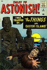Tales To Astonish # 5
