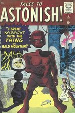 Tales To Astonish # 7