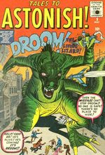 Tales To Astonish # 9