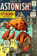 Tales To Astonish # 10