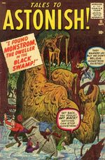 Tales To Astonish # 11