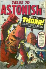 Tales To Astonish # 16