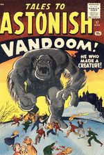 Tales To Astonish # 17